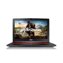 "MSI GL62M 7REX-1067 15.6"" Core i7 7th Gen GeForce GTX 1050 Ti Gaming Notebook - Official Warranty"