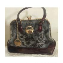 Mughal Fashion Hand Bag For Women (0014)