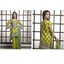 Mughal Fashion Printed Womens Lawn (0042)