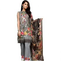 Mughal Fashion Women Printed Lawn (0060)