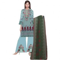 Mughal Fashion Womens Printed Lawn (0061)