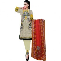 Mughal Fashion Womens Printed Lawn (0062)