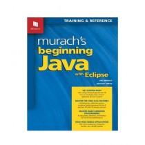 Murach's Beginning Java with Eclipse Book