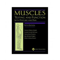 Muscles Testing and Function with Posture and Pain Book 5th Edition