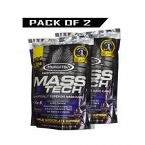 MuscleTech Mass Tech 2.2 Lbs 1000g - Pack Of 2