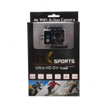 Muzamil Store Action Sports WiFi 4K Camera