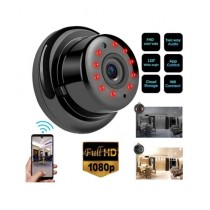 Muzamil Store Ir Mini 1080p Hd Wifi Camera (V380)