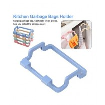 Muzamil Store Plastic Garbage Bag Shelf