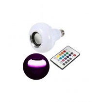 Muzamil Store Smart Speaker LED Light Bulb