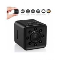 Muzamil Store Sq13 Wide Angle Waterproof Mini Camera 1080p Hd Black
