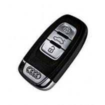 Muzammil Store Audi Style Windproof Jet Flame Key Ring Lighter