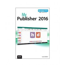 My Publisher 2016 Book 1st Edition