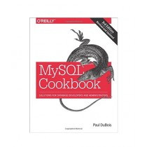 MySQL Cookbook 3rd Edition