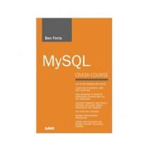 MySQL Crash Course Book 1st Edition