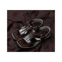 Nawabi Juta Stylish Sandal For Men Brown (0006)