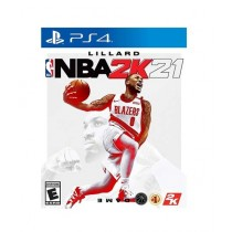 NBA 2K21 Game For PS4
