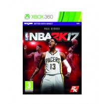 NBA 2K17 Game For Xbox 360