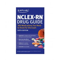 NCLEX-RN Drug Guide Book 6th Edition