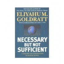 Necessary But Not Sufficient Book