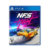 Need for Speed Heat Game For PS4