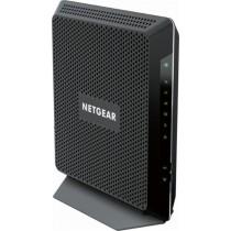 Netgear Nighthawk Dual-Band AC1900 Router Black (C7000-100NAS)