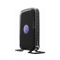 Netgear RangeMax N600 Dual-Band Wi-Fi Router Black (WNDR3400-100NAS)
