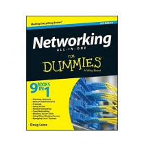 Networking All-in-One For Dummies Book 6th Edition