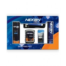 Nexton 5 In 1 Bold Shaving Kit For Men