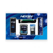 Nexton 5 In 1 Cool Shaving Kit For Men