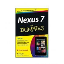 Nexus 7 For Dummies 1st Edition Book