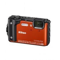 Nikon COOLPIX W300 Digital Camera Orange