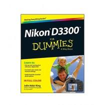 Nikon D3300 For Dummies Book 1st Edition