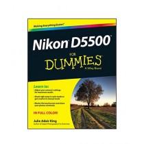 Nikon D5500 For Dummies Book 1st Edition