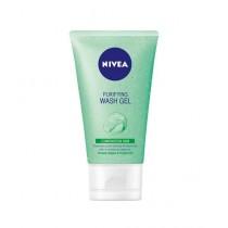 Nivea Combination Skin Purifying Wash Gel 150ml