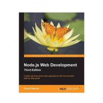 Node.JS Web Development Book 3rd Edition