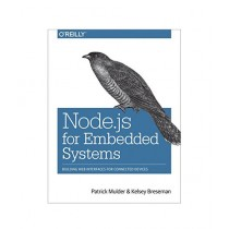 Nodejs for Embedded Systems Book 1st Edition