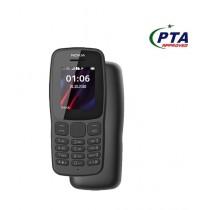 Nokia 106 2018 Dual Sim Black