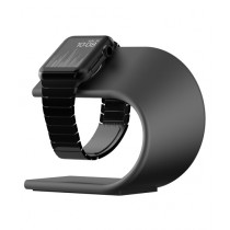 Nomad Charging Stand For Apple iWatch Space Gray
