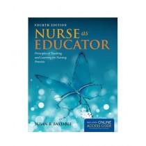 Nurse As Educator Book 4th Edition