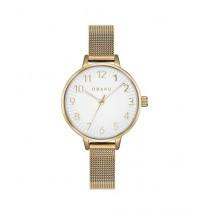 Obaku Syren Gold Women's Watch (V237LXGIMG)