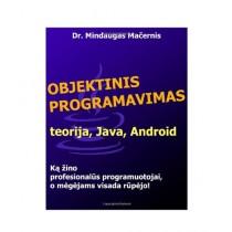 Objektinis programavimas Book