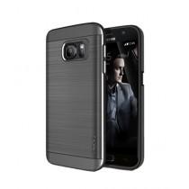 Obliq Slim Meta Series Case For Galaxy S7 - Titanium Space Gray