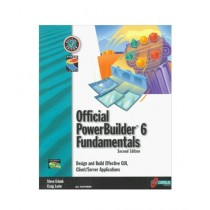 Official PowerBuilder 6 Fundamentals Book 2nd Edition