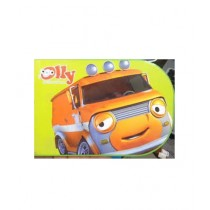 Olly the Little White Van Book