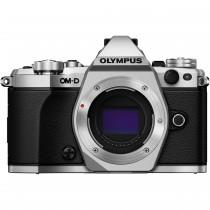 Olympus Mark II Mirrorless Micro Four Thirds (OM-D E-M5 Silver)