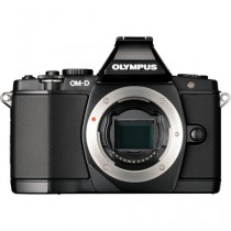 Olympus OM-D E-M5 Mirrorless - Black