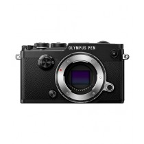 Olympus PEN-F Mirrorless Micro Four Thirds Digital Camera Black (Body Only)
