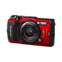 Olympus Tough TG-5 Digital Camera Red