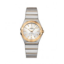 Omega Constellation Women's Watch Two-Tone (123.20.27.60.02.002)
