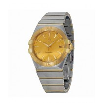 Omega Constellation Women's Watch Yellow Gold (123.20.35.60.08.001)